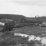 Mercedes Benz L 3000 and Wanderer W23 Russia 1941