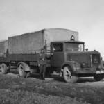 Mercedes Benz L 3750 Diesel with trailer 2