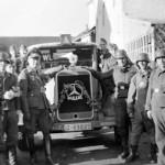 Mercedes Benz Lo 3500 of Luftwaffe France 1943