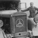Wehrmacht truck Mercedes Benz LKW truck