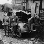 Lastkraftwagen der wehrmacht Opel Blitz