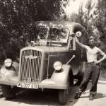 Luftwaffe truck ambulance