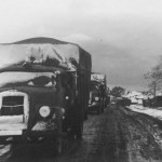 Opel Blitz 3to winter in Russia