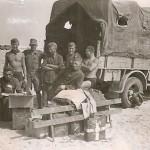 Opel Blitz Wehrmacht Afrika Korps