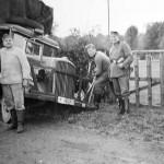 Opel Blitz Wehrmacht Sedan France May 1940