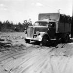 Opel Blitz Wehrmacht truck 2