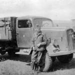 Opel Blitz Wehrmacht truck 4