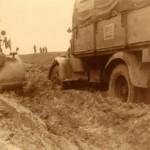 Opel Blitz in mud