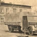 Opel Blitz lastkraftwagen der wehrmacht