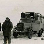 Opel Blitz propaganda truck