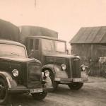 Opel Blitz trucks