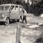 Opel blitz ambulance Luftwaffe