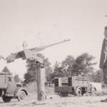 Opel blitz and Czech 15mm ZB vz. 60 heavy machine gun
