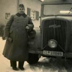 Wehrmacht truck Opel