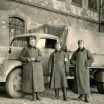 Wehrmacht truck Opel Blitz LKW