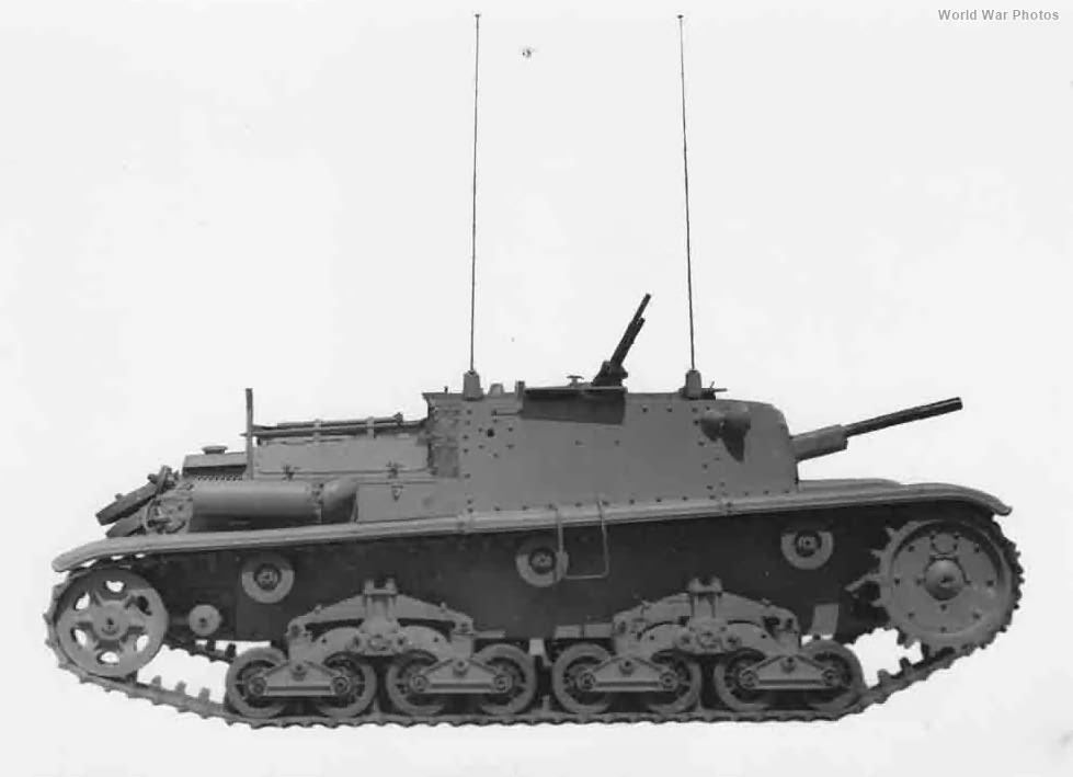 Carro comando M 41