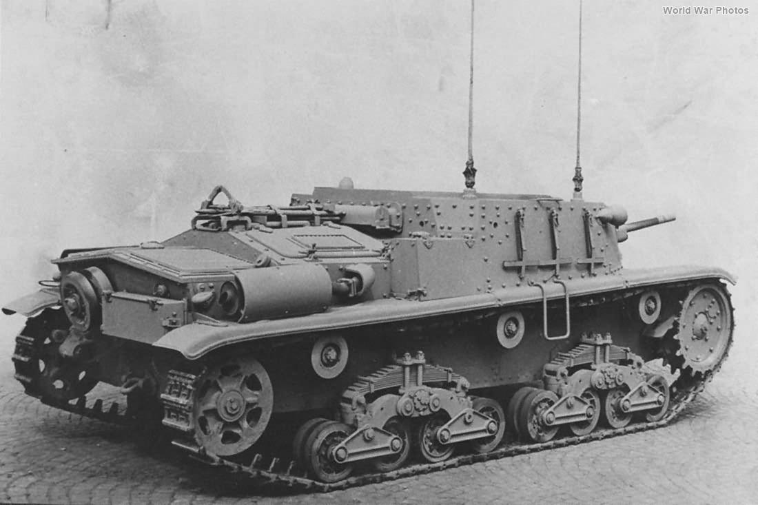 Carro comando M 41 2