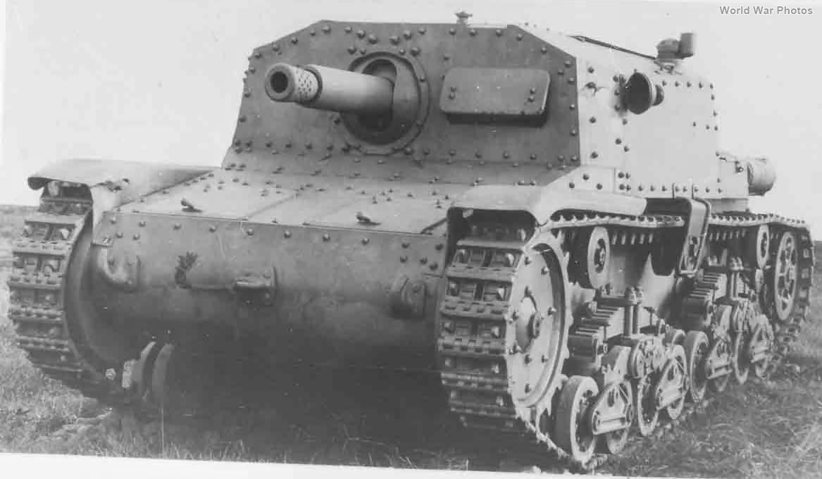 Semovente M 40 da 75/18 2