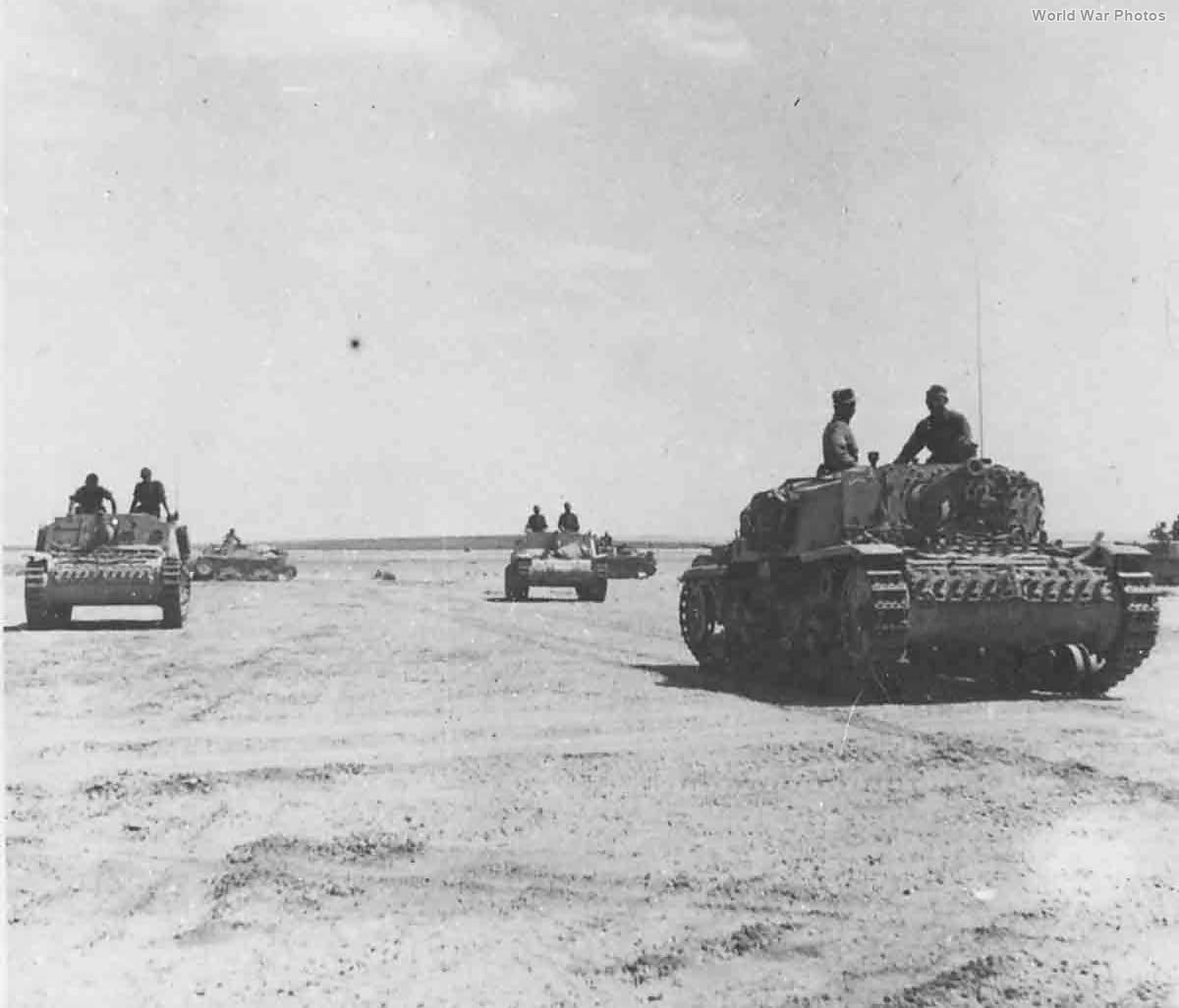 Semovente da 75/18 North Africa 1942 6