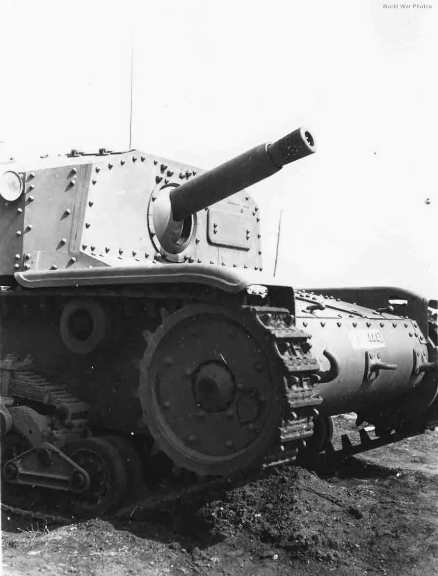 Semovente da 75/18 M40 RE4443