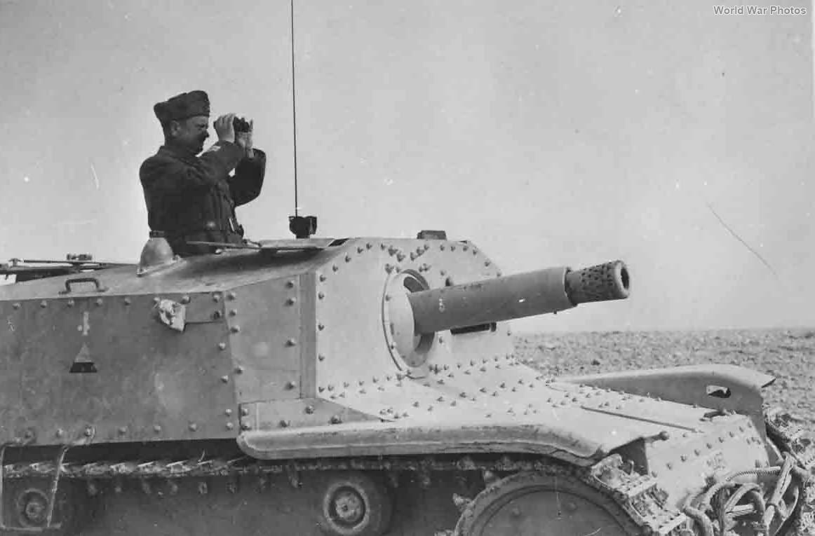 Semovente da 75/18 M40 RE4467 1942 2