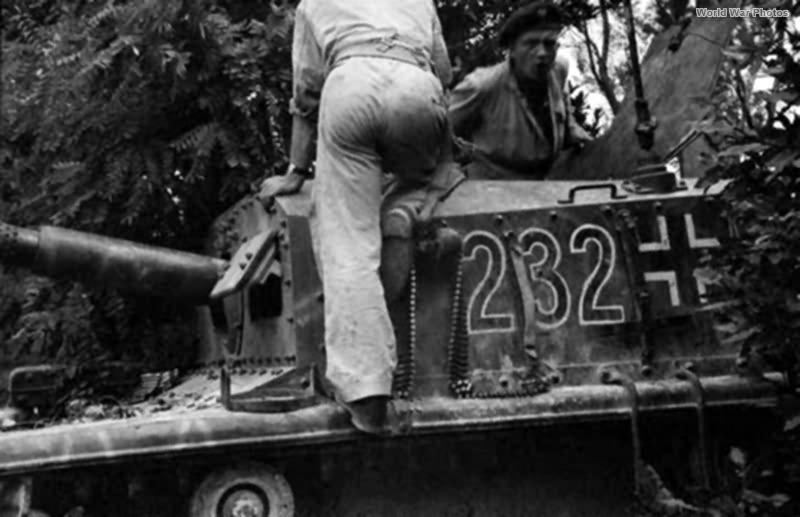 StuG M42 mit 7,5 KwK L 18 850(i) 232 3