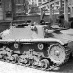 Carro comando M 41 Ansaldo