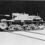 Semovente da 75/32 prototype