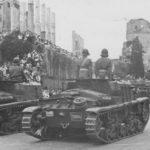 Semovente M41 da 75/18 military parade in Rome 2