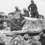 Captured StuG M 42 201, Italy