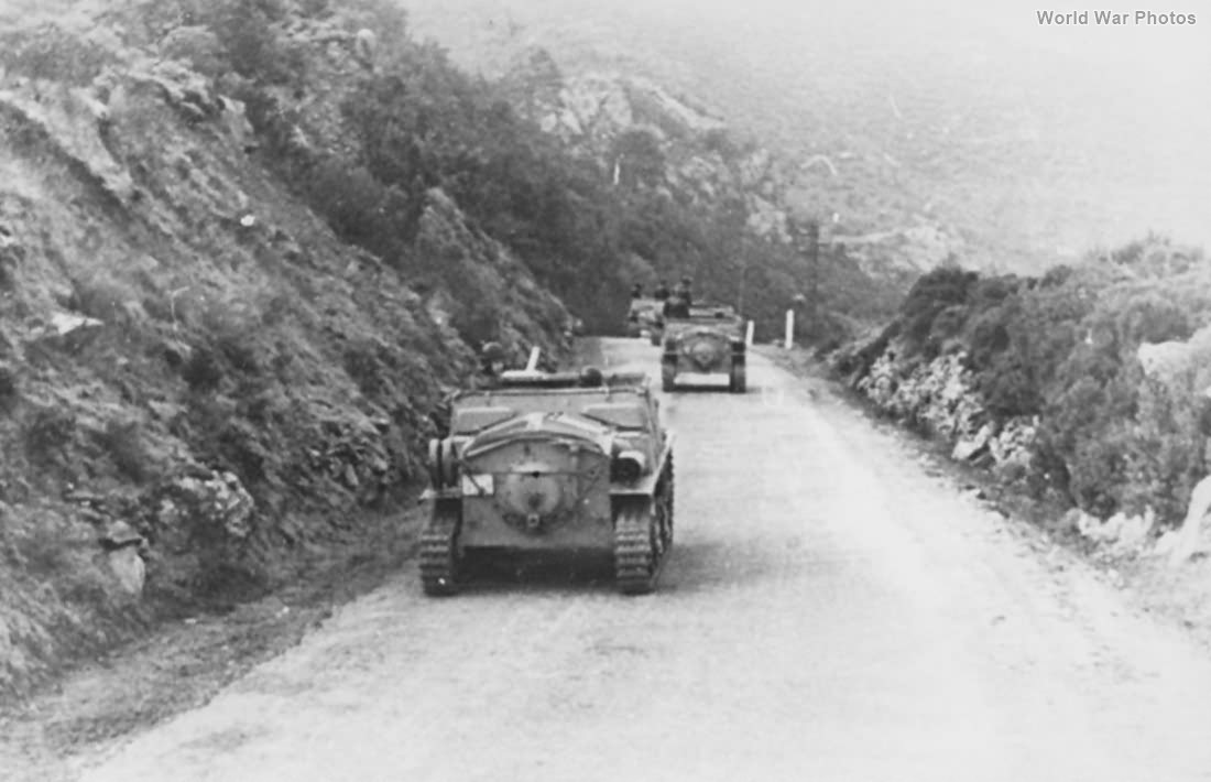 Semovente L40 da 47/32 guns Corsica 1943 2