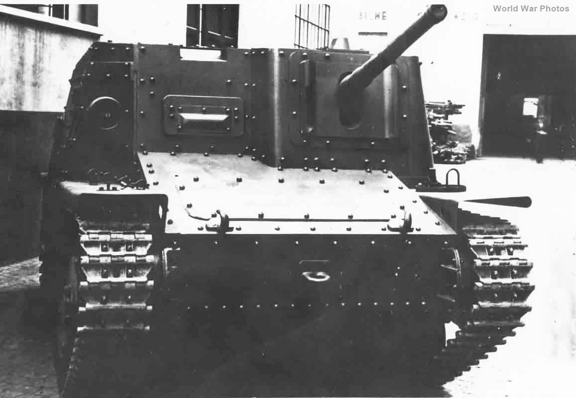 Semovente L40 da 47/32 factory