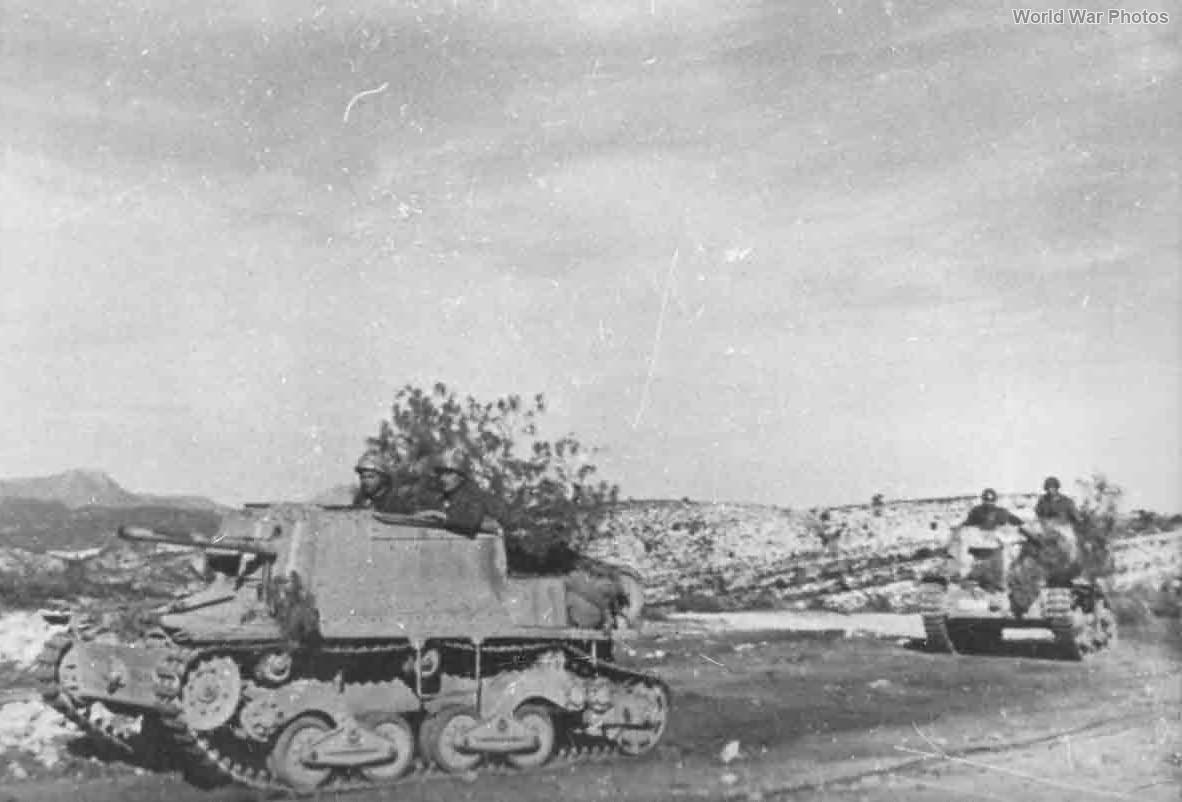 Semovente L40 da 47/32 guns