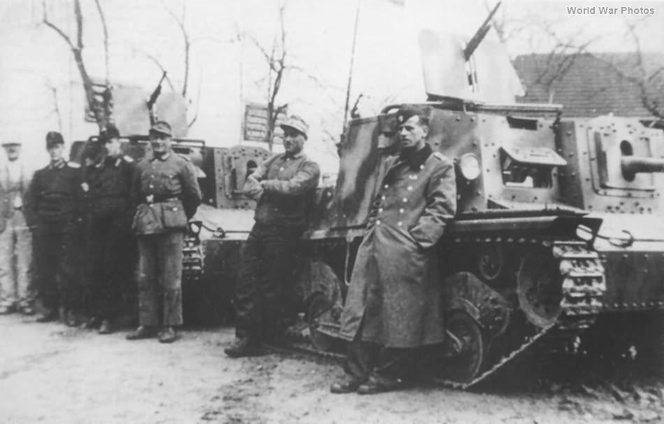 StuG L6 of the 14. Pol.Pz.Kp. Slovenia