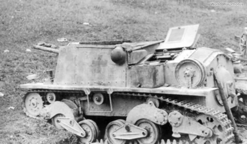 StuG L6 Abandoned Slovenia