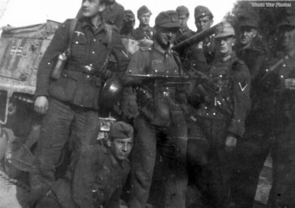 StuG L6 Albania 1944