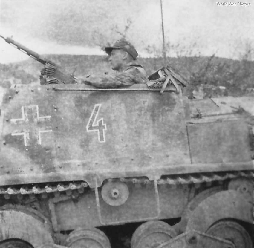 StuG L6 Croatia 1944 2