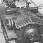 Semovente da 47/32 rear