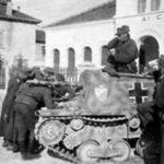 StuG Flak Erdkampfschule Sued 1944