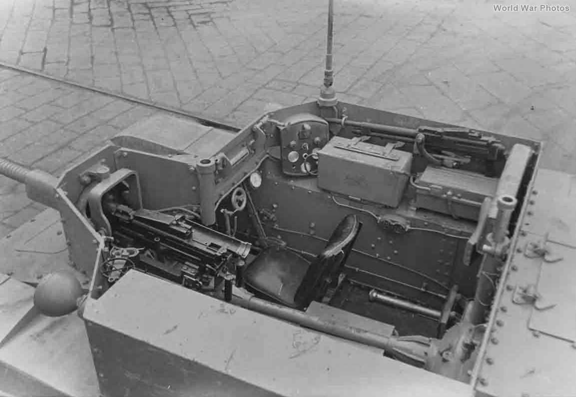 Ansaldo L40 CVP-5