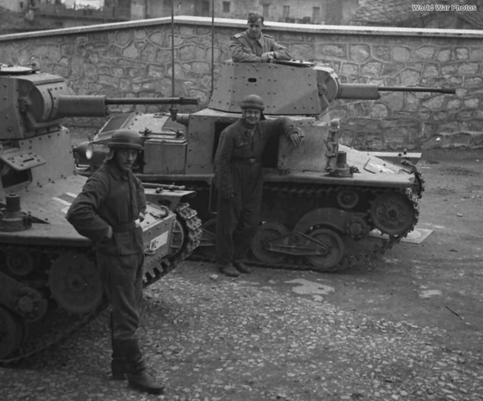 PzKpfw L6 733(i) of the Luftwaffe unit