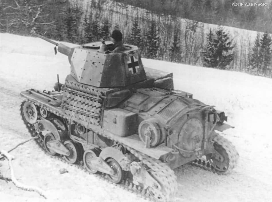 L6 of Polizei unit Slovenia 1945