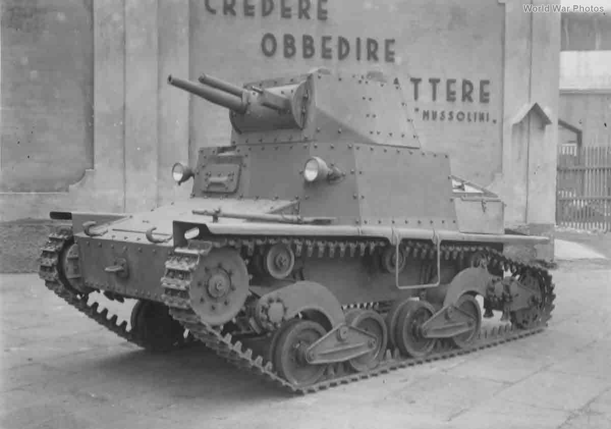 Prototype L6/40 2