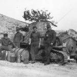 L6/40 Croatia 1944