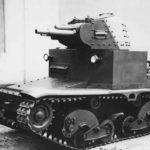 Carro d' assalto modello 36 3