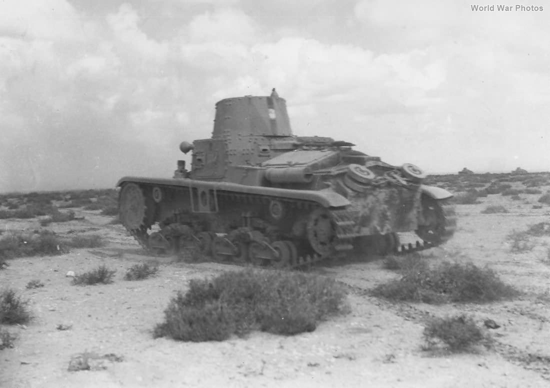 M11/39 Colonna Maletti 1940