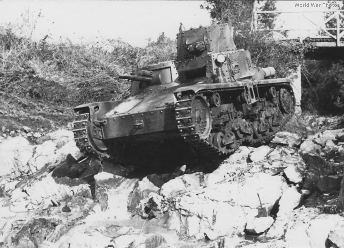 M11/39 Italy 1939
