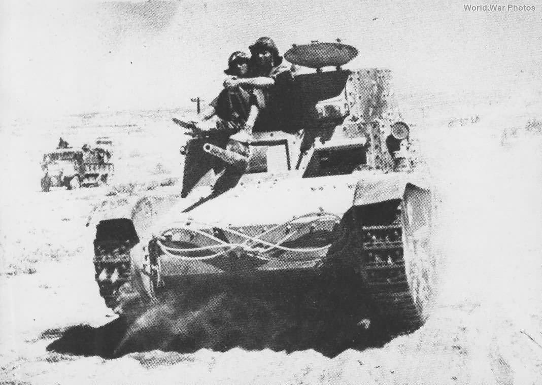 M11/39 Libya 1940