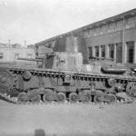 M11 39 Ansaldo factory