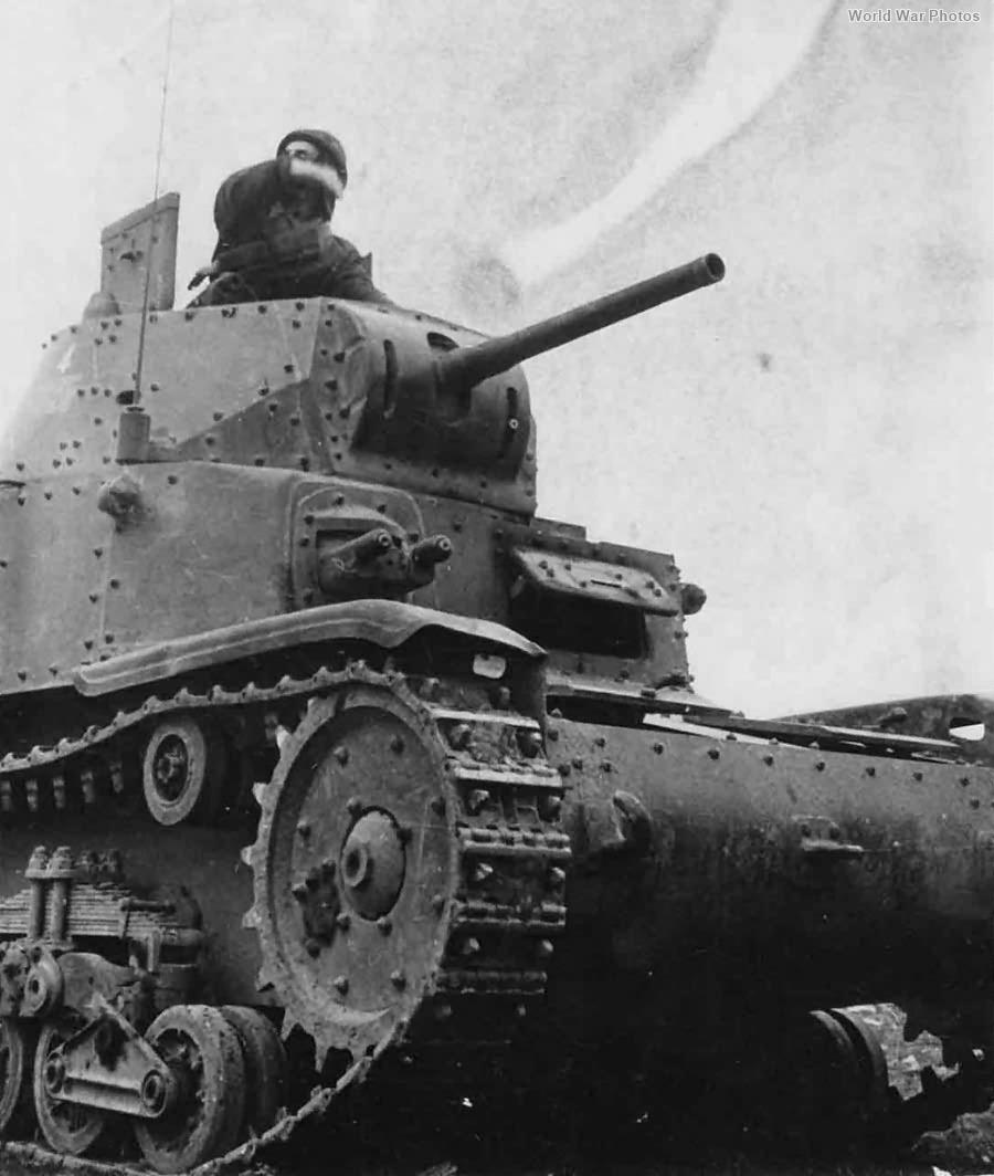 Carro Armato M13/40 7